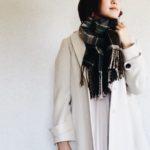 レディースにぴったり♡ストール・マフラーの可愛い巻き方7選 秋・冬ver.
