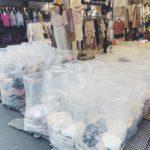 台湾(台北)のファッション市場「五分埔商圏」に行ってきた!激安の問屋街で掘り出し物を見つけよう