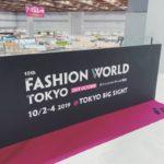 ファッションワールド東京2019秋レポート
